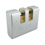 Heavy Duty Padlock - Closed Shackle
